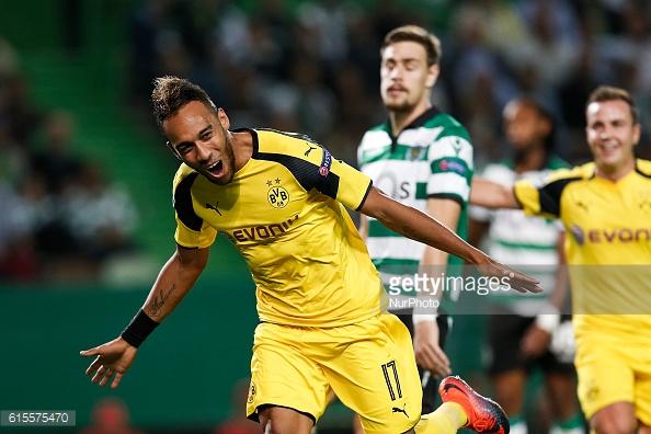 Borussia Dortmund vs Sporting CP