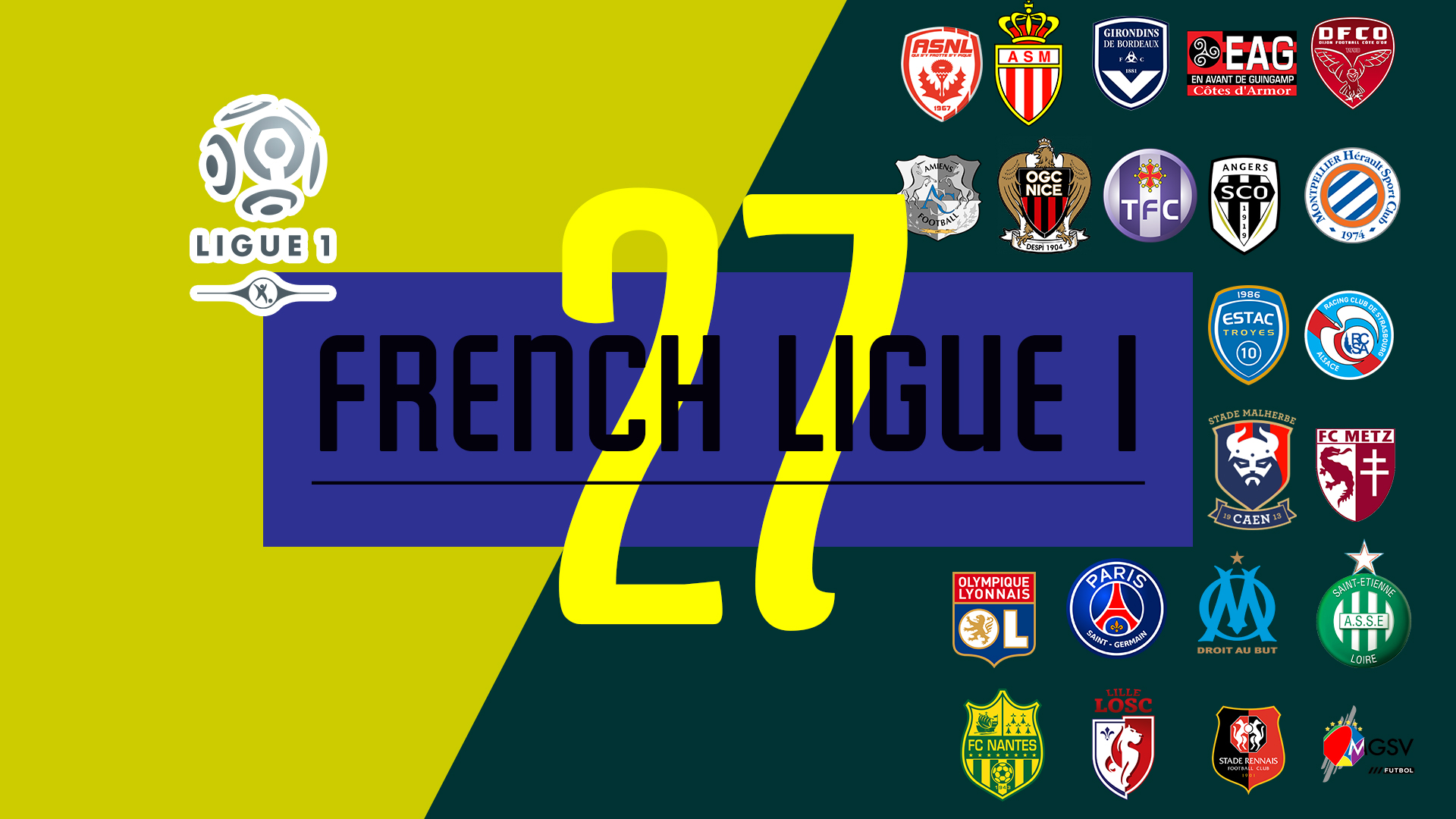 2017 18 French Ligue 1 Round 27 Marseille Was No Problem To Psg While Monaco Drops Points Away Mgsvfutbol