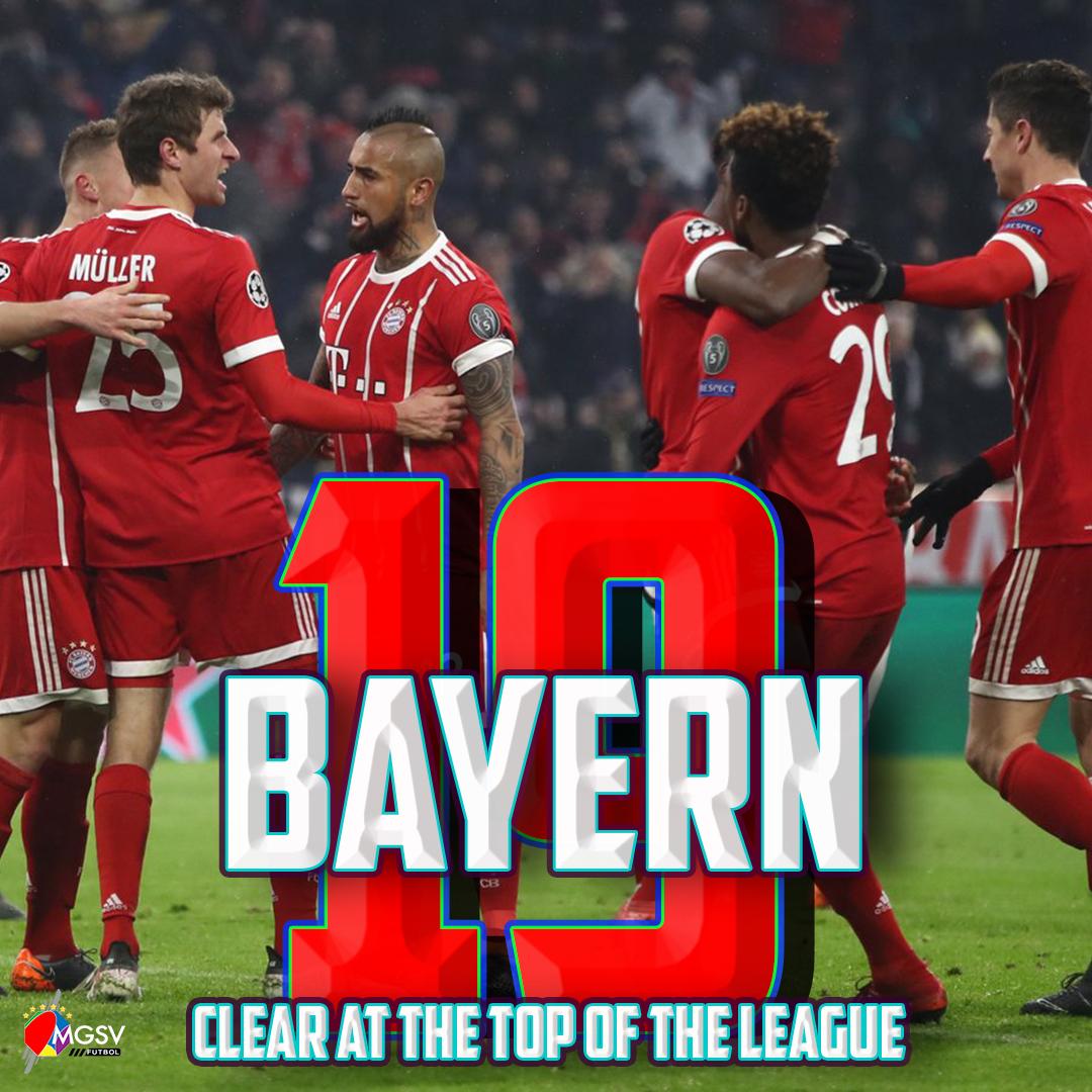 champions league bayern 2019