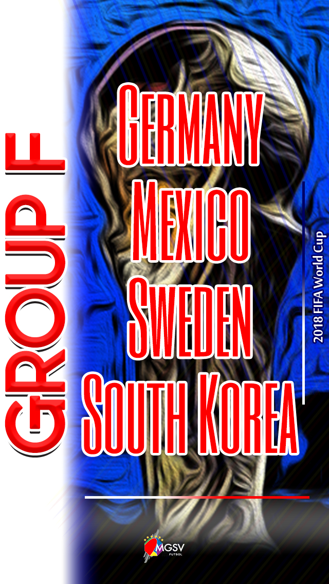 2018 World Cup – Group F