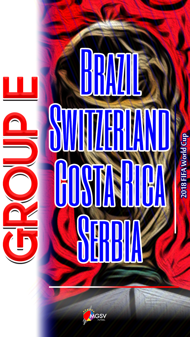 2018 World Cup – Group E
